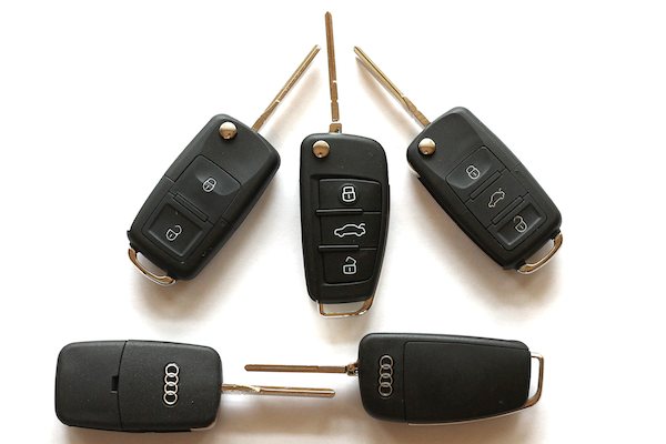 Audi Car Key Replacement Audi Car Key Nottingham Car Keys