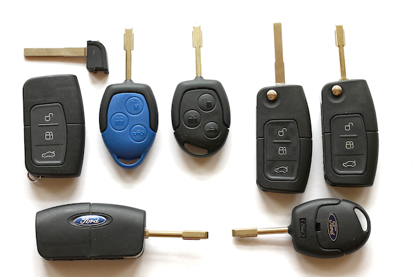 Ford Car Keys Nottingham