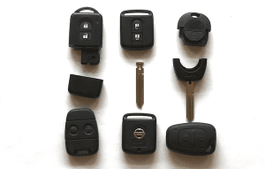 lost nissan keys loughborough