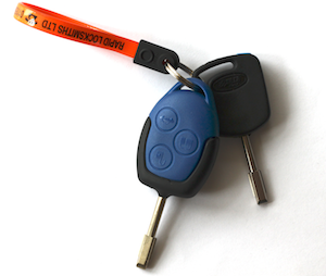 lost van keys loughborough