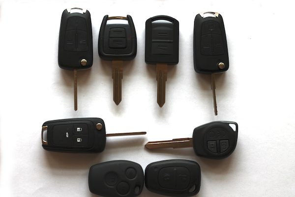 Old Car Key Replacement